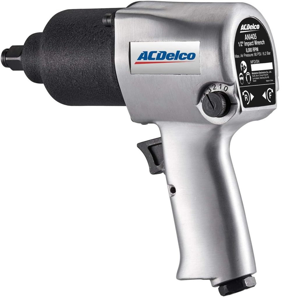 ACDelco ANI405 Heavy Duty Twin Hammer 1/2