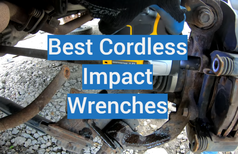 5 Best Cordless Impact Wrenches
