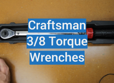 Craftsman 38 Torque Wrenches