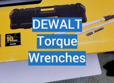 DEWALT Torque Wrenches