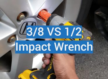 3/8 vs 1/2 Impact Wrench