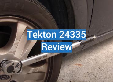 Tekton 24335 Review